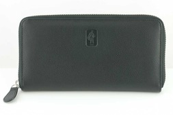 Leather Zip around wallet in Malvern